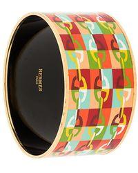 Hermès Anchon chain bangle - Rose