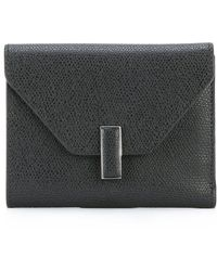 Valextra - Iside Square Wallet - Lyst