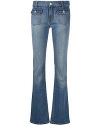 Zadig & Voltaire Hippie Denim Jeans - Blue