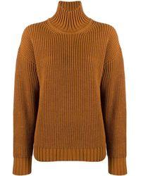 MSGM - タートルネック セーター - Lyst