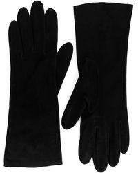 Dior Классические Перчатки - Черный