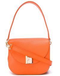 Furla Мини-сумка Через Плечо Sleek - Оранжевый