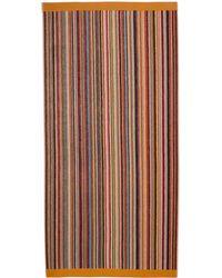 Paul Smith Полотенце Signature Stripe - Многоцветный