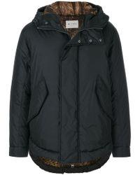 Etro | Padded Coat With Back Design | Lyst