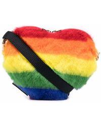 Balenciaga Мини-сумка Pride - Желтый