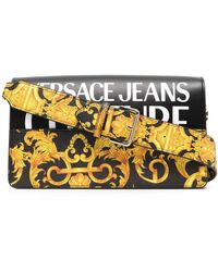 Versace Jeans Couture ロゴ ショルダーバッグ - マルチカラー
