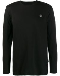 Philipp Plein ラウンドネック Tシャツ - ブラック