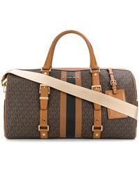 MICHAEL Michael Kors Bedford Travel Duffle Bag - Brown