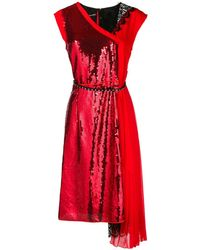 Marc Jacobs - パネル ドレス - Lyst