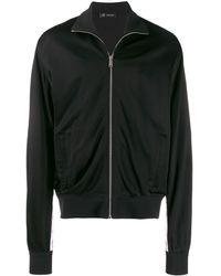 Versace メデューサ トラックジャケット - ブラック