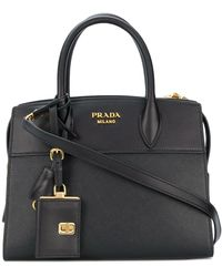 Prada Bibliotheque Medium Tote Bag