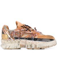 Maison Margiela Sneakers chunky - Marrone