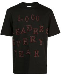 BETHANY WILLIAMS 1000 Readers Tシャツ - ブラック