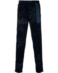 Cottweiler - Patterned Track Trousers - Lyst