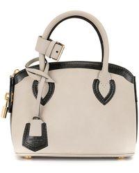 Louis Vuitton Сумка-тоут Lockit Bb 2011-го Года - Многоцветный