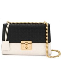 7764b10fa08a Gucci - Padlock Bengal Top Handle Bag - Women - Leather canvas - One ...