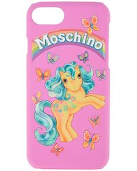 Moschino | Little Pony Iphone 7 Cover | Lyst