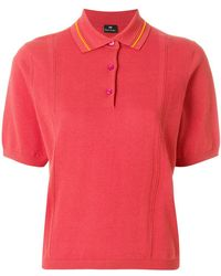 PS by Paul Smith - Short Sleeve Polo Shirt - Lyst