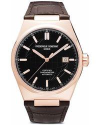Frederique Constant Reloj Highlife Automatic de 41mm - Negro