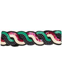 Gucci - Sequinned Headband - Lyst