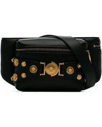 Versace - Tribute Crossbody Belt Bag - Lyst
