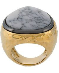 Aurelie Bidermann Marble マーブルリング - マルチカラー