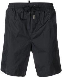 DSquared² - Dsq2 Print Swim Shorts - Lyst