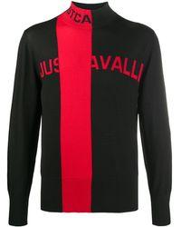 Just Cavalli ロゴ プルオーバー - マルチカラー