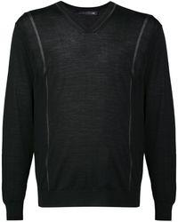 Mackintosh 0002 - Vネックセーター - Lyst