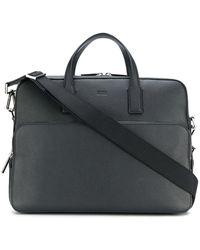 BOSS by HUGO BOSS Crosstown Briefcase - ブラック