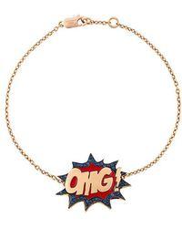 Monan - 'omg!' Sapphire Bracelet - Lyst