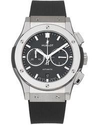 Hublot Reloj Classic Fusion de 42mm 2020 sin uso - Negro