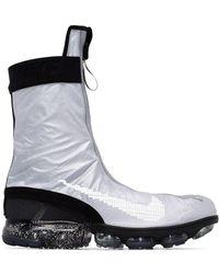 Nike Sneakers Air Vapormax ISPA Gator - Grigio