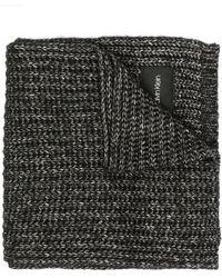 Calvin Klein - チャンキーニット スカーフ - Lyst