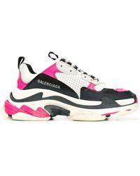 Balenciaga Triple S Sneakers - Meerkleurig