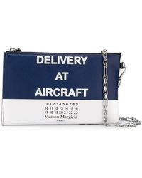 Maison Margiela - Delivery At Aircraft Shoulder Bag - Lyst