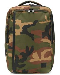 Herschel Supply Co. Travel Camouflage Print Backpack - Green