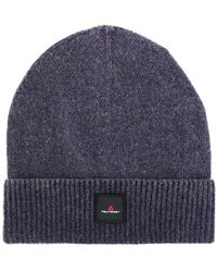 Peuterey - Knitted Beanie - Lyst