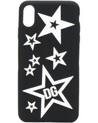 Dolce & Gabbana Bp2418aj612 Hn36c Iphonex-xs - Zwart