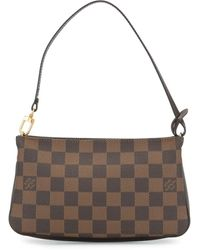 Louis Vuitton Borsa a spalla Damier 2004 Pre-owned - Marrone