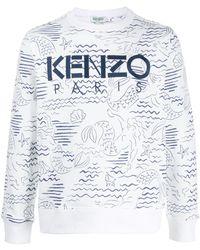 KENZO - Mermaids スウェットシャツ - Lyst