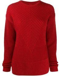 Rick Owens リブ セーター - ブラック