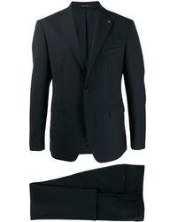 Tagliatore Klassischer Anzug - Blau