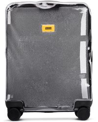 Crash Baggage Maleta de cabina Share con ruedas - Blanco