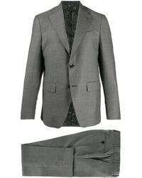 Etro ツーピース スーツ - グレー