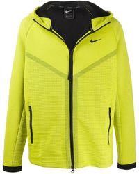 Nike Teck Pack Windrunner ジャケット - イエロー
