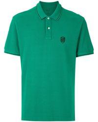 Osklen - Poloshirt mit aufgesticktem Logo - Lyst
