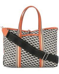 Pierre Hardy - Brick Print Tote Bag - Lyst