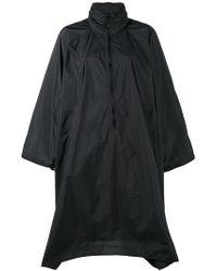 Étoile Isabel Marant Raincoat Cape - Black