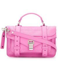 Proenza Schouler Ps1 Tiny - Pink